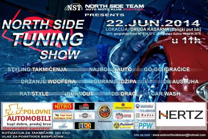 North side tuning show, Subotica 22.06 Post-13398-0-47224000-1398096399_thumb